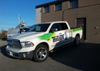Trillium Vehicle Graphics