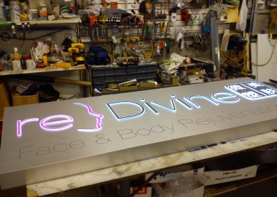 Led Light Box Sign