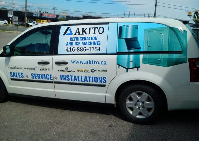 Akito Vehicle Graphics
