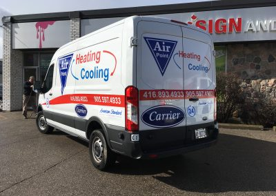 Air point Vehicle Graphics
