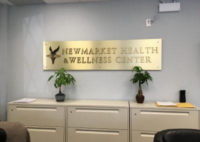 3D office Sign