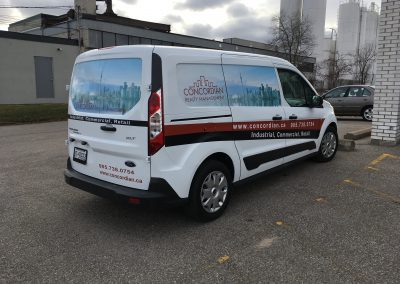Concordian Vehicle Graphics