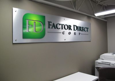 Factor Direct Office Sign